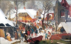 BruegelpeII1CB (jean louis mazieres) Tags: painting peinture peintres bruegel museumwien musevienne kunstshistorichesmuseum bruegelpierre