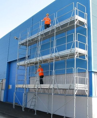 scaffold  tower rent miami