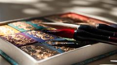Still Life (Isabella Pirastu) Tags: life still colori pennelli