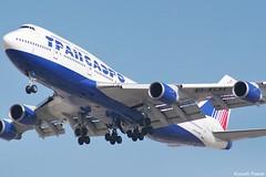 EI-XLH (Kurush Pawar - DXB) Tags: nikon dubai boeing 747 dxb d60 omdb transaero eixlh