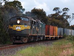 9556 Steel train