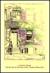 1917 - 59  Grove Street  Greenwich Village, by Anna Alice Chapin with illustrations by Allan Gilbert Cram. (carlylehold) Tags: new york city nyc ny mobile square allan washington arch village allen g greenwich email smartphone gilbert contact tmobile sponsor tmobil cram signup haefner carlylehold solavei haefnerwirelessgmailcom