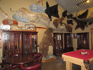 Texas Whitetail Hunting Lodge - Kerrville 1