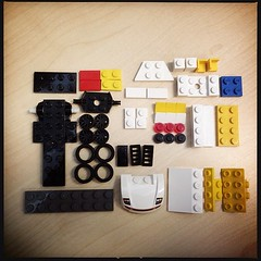 before (.  .) Tags: car phonecam square lego shell squareformat iphone5 iphoneography instagramapp uploaded:by=instagram