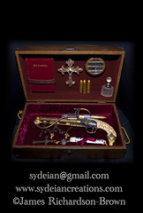 "Steampunk Occult Bountry Hunter Gun Press • <a style=""font-size:0.8em;"" href=""http://www.flickr.com/photos/38790551@N06/8139760427/"" target=""_blank"">View on Flickr</a>"