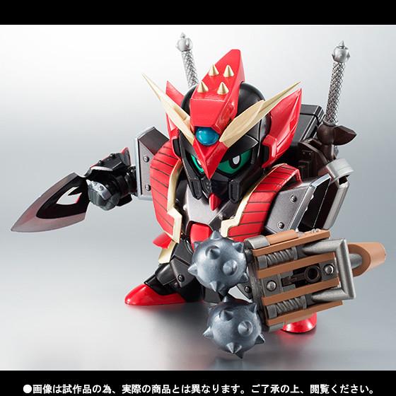 SD鋼彈外傳 影子Algus騎士團預購啟動!