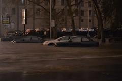 Cars flooded in Chinatown (Jason A. Howie) Tags: nyc newyorkcity newyork river flooding chinatown flood manhattan sandy hurricane families creativecommons eastriver blackout surge lowermanhattan stormsurge zonea evacuationzone gothmanist lowermanhattant hurricanesandy