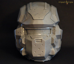 Warrior Cast2 (Tsabo Tsaboc) Tags: 3 real chief 4 helmet halo master armor impact warrior reach props