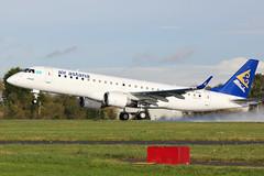 P4-KCG Air Astana E190 at Southend EGMC (AeroPics) Tags: delivery sen embraer kzr embraer190 e190 airastana newdelivery egmc uatt aktubinsk pttax hiuaz p4kcg aktubinskairport p4kch kzar1373 kzr1373
