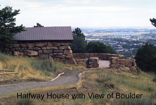 Photo - Halfway House with view of Boulder