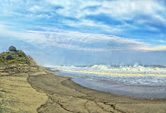 Ballstrom Beach After Hurricane Sandy (Profcjgregory) Tags: beach sandy hurricane ballstrom