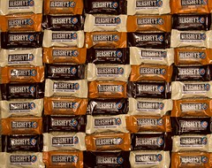 Hershey's Lines (Light Collector) Tags: bars pattern candy hersheys repetition ourdailychallenge
