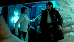 "Echo Base diorama - Han Solo and Princess Leia discuss in the command center • <a style=""font-size:0.8em;"" href=""http://www.flickr.com/photos/86825788@N06/8361364383/"" target=""_blank"">View on Flickr</a>"