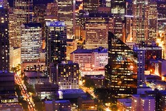 Emerald State of Mind (TIA International Photography) Tags: seattle county city light summer urban west building tower window retail skyline architecture night skyscraper tia landscape real hotel evening design coast washington office twilight amazon downtown king cityscape estate apartment flat pacific northwest space centre 4th july bank center westlake condo darth transportation rainier belltown safeco vader monorail residence avenue fourth 5th emerald westin insurance condominium core tosin 2012 fifth wamu macys arasi wsdot tiascapes tiainternationalphotography