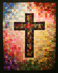 Cross Quilt at San Rafael's