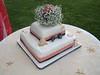 CAKE!!!! (MBEventDJS.com) Tags: sea shells cake coral starfish weddingcake