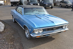 """1966 Chevelle SS 396 Convertible • <a style=""""font-size:0.8em;"""" href=""""http://www.flickr.com/photos/85572005@N00/8370557533/"""" target=""""_blank"""">View on Flickr</a>"""