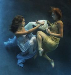~ ~ ~ (Kathleen Wilke Photography) Tags: nikon underwater models aquatica soulscapes
