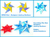 Searching The Star & Hpbd Origami Star