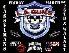 World Famous Guns World Famous Johnons And l a
