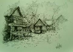 Village Landscape (Deepak M