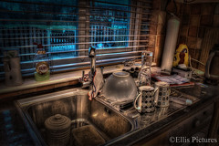 Time to Wash Up in HDR (Ellis Pictures) Tags: