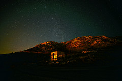 Milky Way - Astrophotography -D600 (Valadis Kostas Papadopoulos, Volos) Tags: city longexposure light sky mountain lightpainting night canon dark high lowlight nikon cityscape nightscape low 14 wide olympus iso greece astrophotography aurora ultrawide pelion olympos borealis highiso milkyway d600 14mm volos pilio samyang 1424 thessalia flickrestrellas