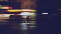 London night bike 2