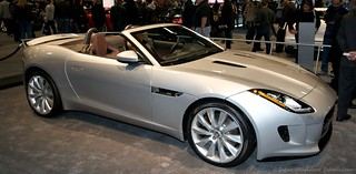2013 Washington Auto Show - Lower Concourse - Jaguar 9 by Judson Weinsheimer