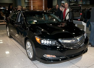 2013 Washington Auto Show - Lower Concourse - Acura 4 by Judson Weinsheimer