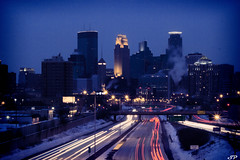 Minneapolis (SPP - Photography) Tags: usa minnesota lights minneapolis twincities spp topazsoftware sppphotography