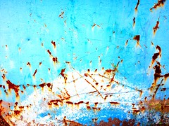 2013-02-03 Sing this corrosion to me 5 ([ henning ]) Tags: red orange plant green metal neglect germany concrete rust colorful iron peeling paint industrial factory decay turquoise north rusty container rusted oxidation nrw oxidize nordrheinwestfalen corrosion henning cracked sordid tarnish 4s decompose iphone corrode rhinewestphalia fissured 2013 pulheim mühlinghaus muehlinghaus uploaded:by=flickrmobile flickriosapp:filter=nofilter