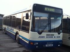A late DAF (Peter Spasov's Transport Website) Tags: jo jl sh shetland lerwick jls daf ase ikarus t50 t562 t50jls johnleaskandson t562ase