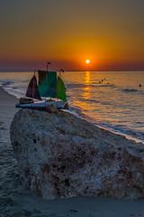 shipping (giolor89) Tags: sky italy orange sun sunrise reflections see sand italia mare alba basilicata cielo riflessi holydays goldenhour vacanze arancione sabbia crepuscolo metaponto