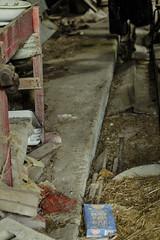 e n d (Mike Fritcher) Tags: forgotten abandoned abandonedbuildings beauty cold floor decay death hardtimes isolation barn mikefritcher michigan nikon northernmichigan oscoda poverty poor rural ruraldecline retro scenic serene seasons sad urbandecay urbex vintage victimofcircumstance