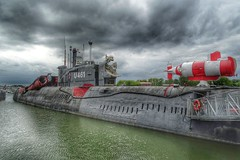 Submarine (Michael Schnborn) Tags: museum germany sony submarine ww2 carlzeiss peenemnde hx400v dschx400v hx400