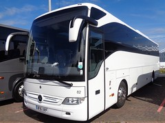 BF16XRP Travel de Courcey in Blackpool (j.a.sanderson) Tags: bf16xrp travel de courcey blackpool mike coventry fleet number 81 merceds benz tourismo registered new april 2016 landtourer fareham coach coaches