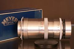 Meyer-Optik Primotar 180mm f3.5, Exakta 66 1407770 (Sean Anderson Classic Photography) Tags: primotar meyeroptik 180mmf35 primotarv exakta66
