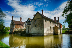 Baddesley Clinton (www.jamesgreigphotographer.com) Tags: moat medieval