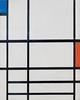 Composition en rouge, bleu et blanc II, 1937 (Jonathan Lurie) Tags: piet mondrian art museums modern museum centre georges pompidou eu16 paris europe painting artinmuseums centregeorgespompidou modernart pietmondrian pompidoucentre photographsofart