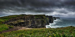 CliffsofMoher (3 av 3)_pe (PeterSundberg66 former PeterSundberg65) Tags: ireland cliffs moher coast atlantic clouds cliff nature dark watch