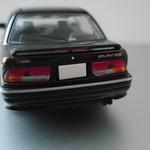 LV-N05d 1/64 MITSUBISHI GALANT VR-4 MONTE CARLO (Black)