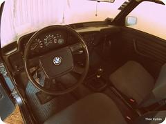 BMW E21 315 (Theo Xydias) Tags: respectyourelders classiccar classiccars bmw bimmer bimmerfest alpina aplinae21 c3 alpinab6 e24 e28 m5 bmwm5 nikon nikond5500 nikonowners nikondslr dlsr vintageshot vintage dashboard bmwm3 bmwm6 gopro sj4000wifi