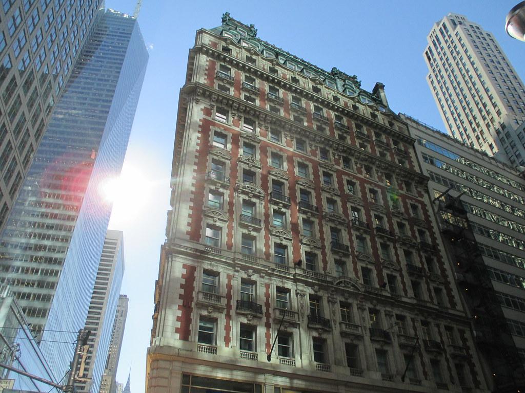 e1afa34f6b The Knickerbocker Hotel Looking East NYC 4107 (Brechtbug) Tags  the  knickerbocker hotel southeast