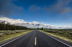 On the road to the teton (M1s4ntr0ph3) Tags: usa landscape specland