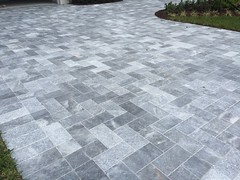 SKY BLUE 6X12 MARBLE PAVER