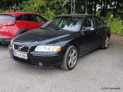 2008' Volvo S60 2,4 Aut.