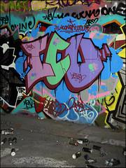 ICU (Alex Ellison) Tags: icu mhb northlondon urban graffiti graff boobs