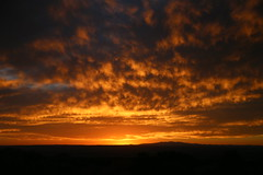 New Mexican sunset (monet618) Tags: sunsets sky colo canon canon60d lseries 24105mm cloud sunset outdoor
