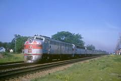 CB&Q E9 9989A (Chuck Zeiler) Tags: cbq e9 9989a burlington railroad emd locomotive naperville train chz chuck zeiler